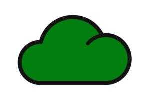 Logo, cloud, Irish Cloud, analysis.ie